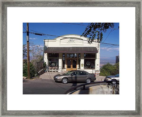 Jerome Az 1 Framed Print