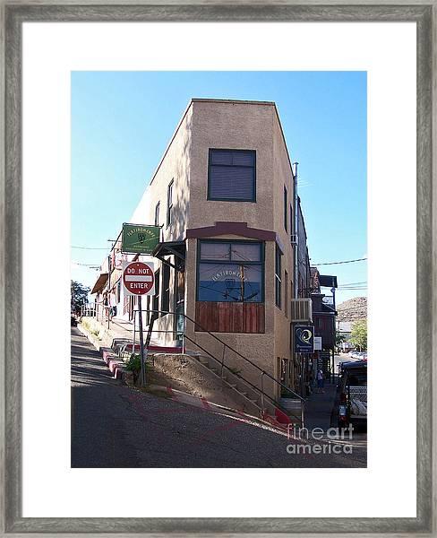 Jerome Az 2 Framed Print