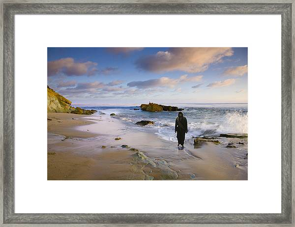 Jesus Christ- The World Is Not Enough Framed Print