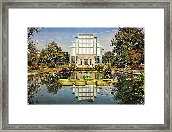 Jewel Box 1 Framed Print