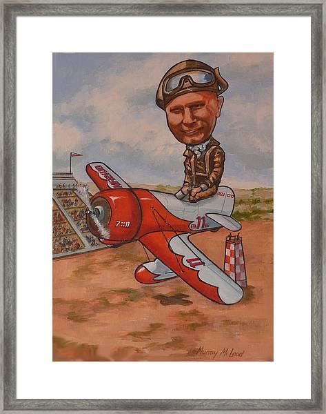 Jimmy Doolitle Framed Print