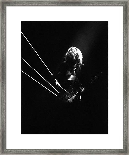 Jimmy Page 4 Framed Print
