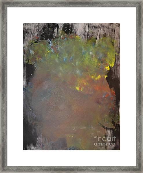 Jo Framed Print by Roisin Rzeznik