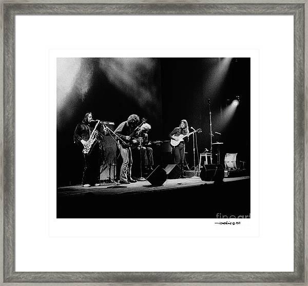 John Mayall 3 Framed Print