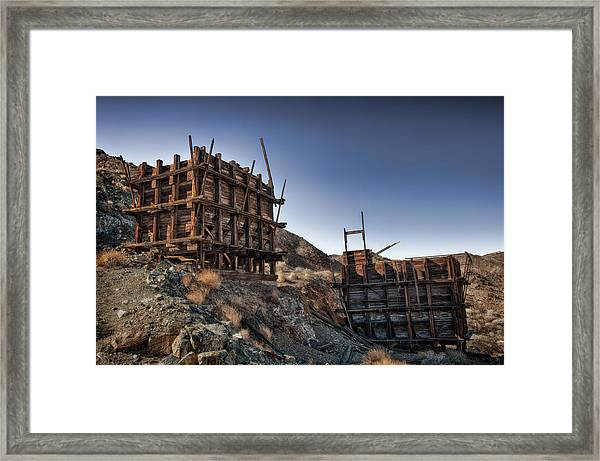Joshua Tipples Framed Print