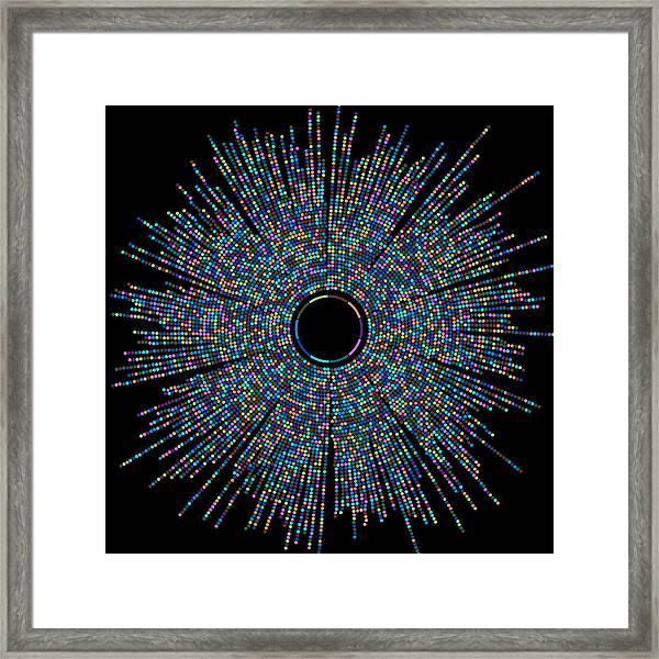 Joy Of Bubbles Framed Print by Cristian Ilies Vasile