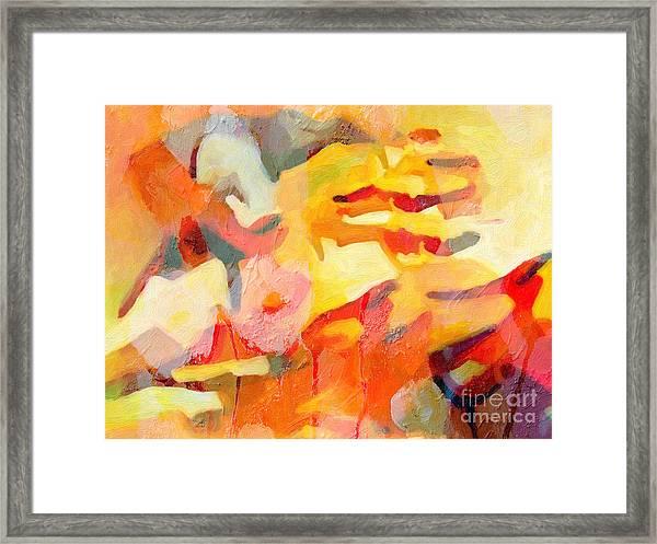 Joyride Framed Print