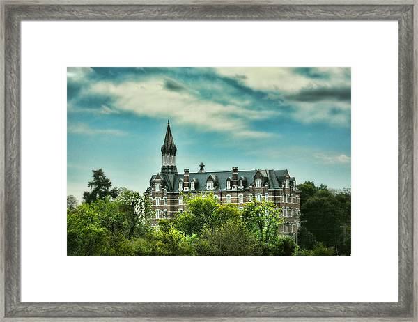 Jubilee Hall At Fisk University - Nashville Tennessee Framed Print