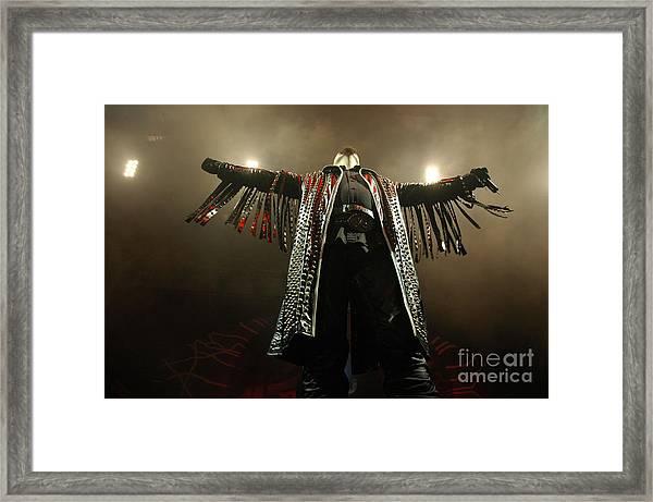 Judas Priest Framed Print