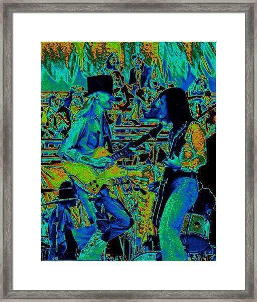 Jwinter #5 Enhanced Colors 1 Framed Print