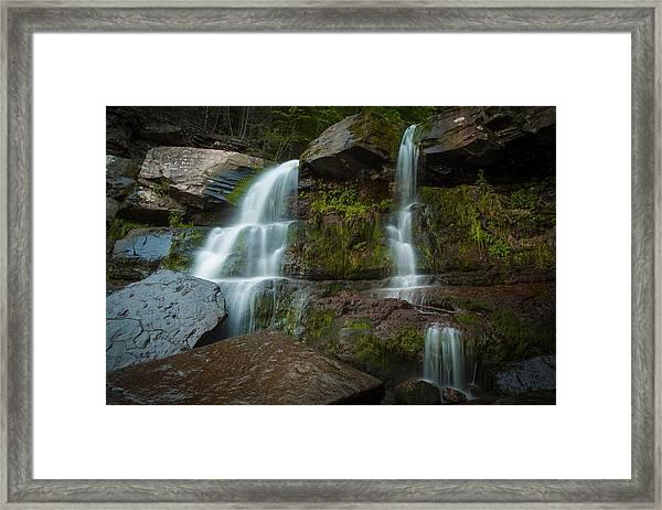 Kaaterskill Falls Framed Print