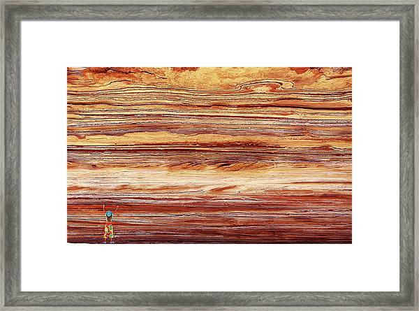 Kalbarri, Western Australia Framed Print by Artistname