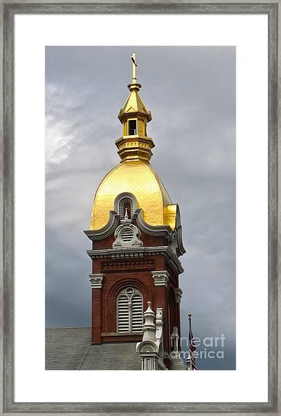 Kansas City - 04 Framed Print