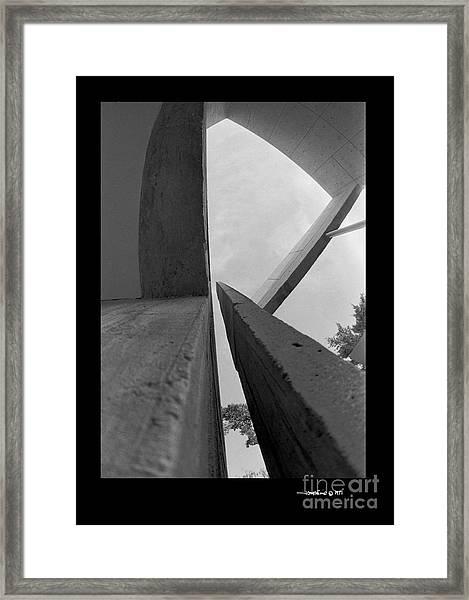 Kcmobldg1 Framed Print