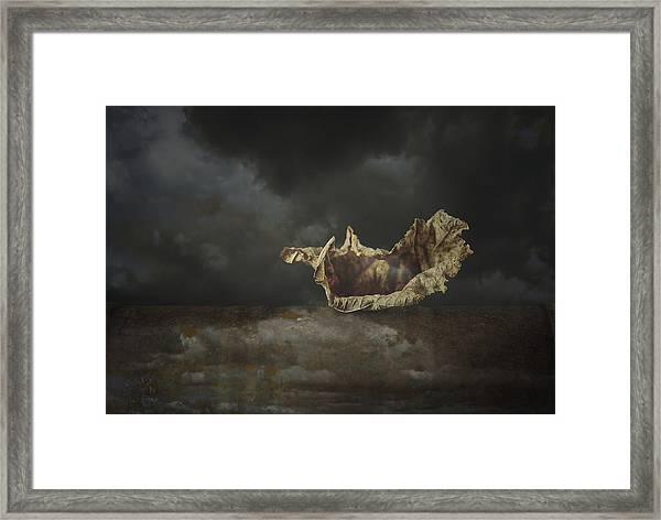 Keeping Framed Print