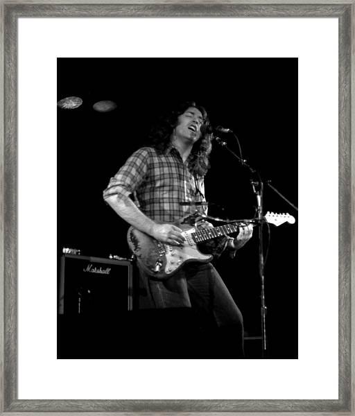 Kent #124 Framed Print