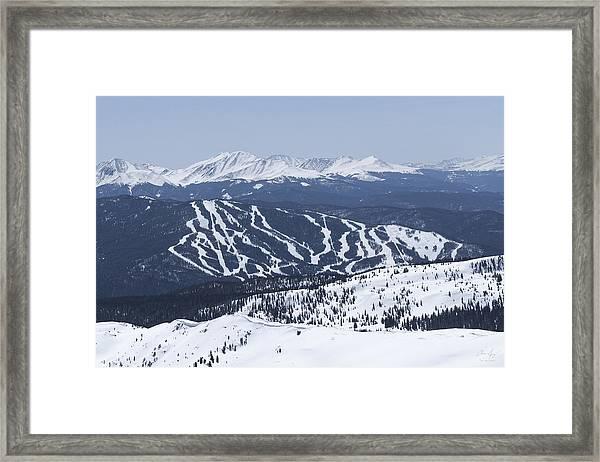 Keystone  Framed Print