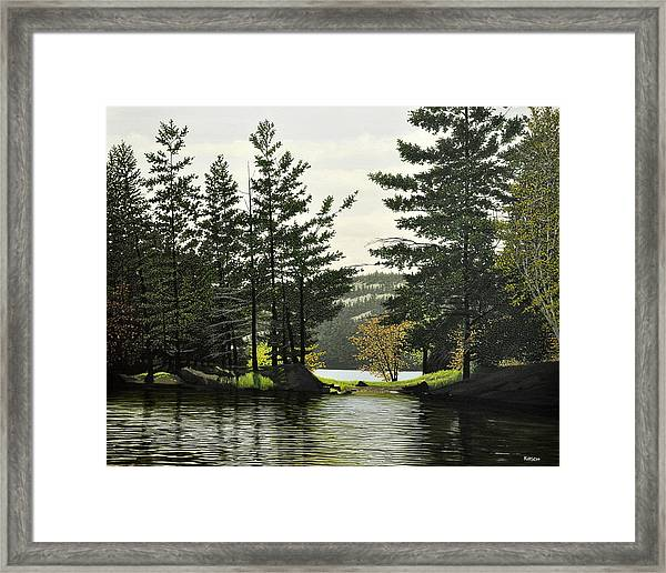 Killarney Framed Print