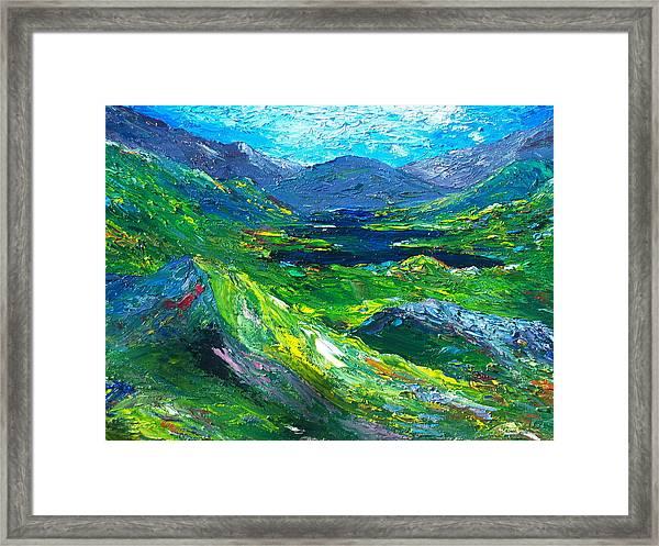 Killarney The Kingdom Of Kerry Framed Print