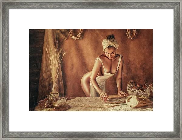Kitchen Framed Print