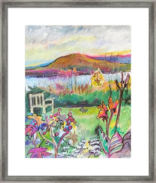 Kripalu View Framed Print