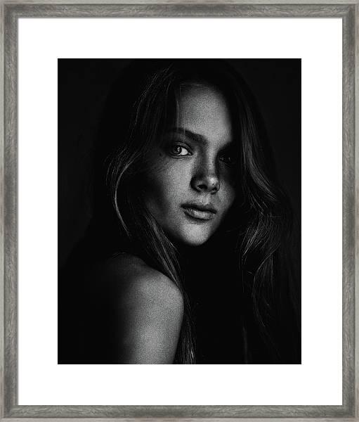 Kristina Framed Print