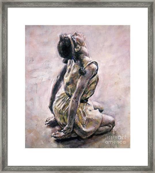 L'elue II  Framed Print