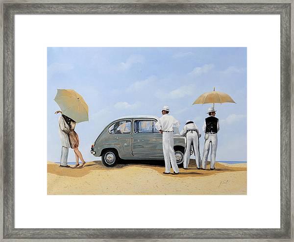 La Seicento Framed Print