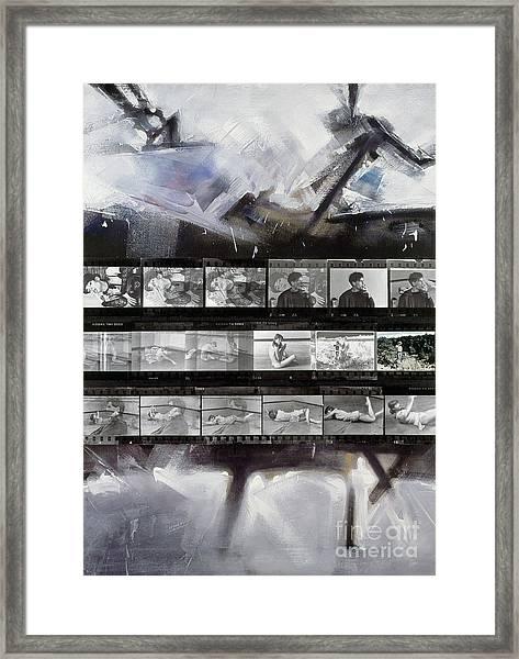 Lachesis Framed Print