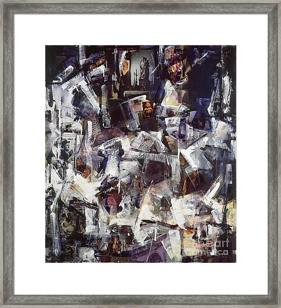 Lacrimosa Framed Print