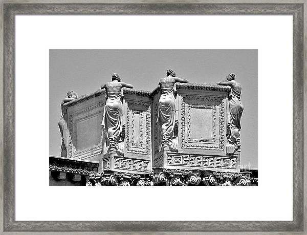 Ladies Framed Print