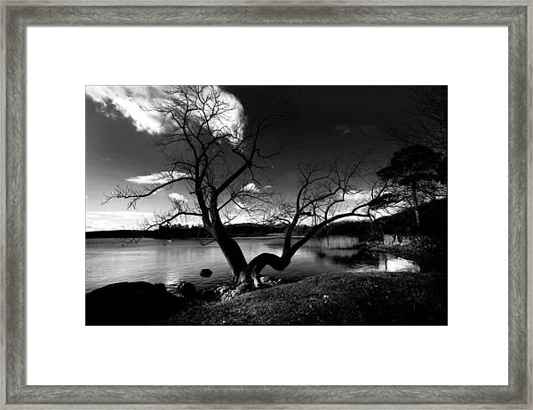 Lake Windermere Framed Print
