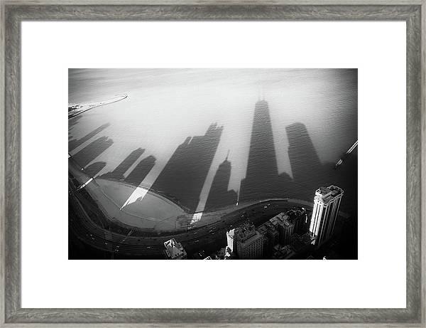 Lakecreepers Framed Print