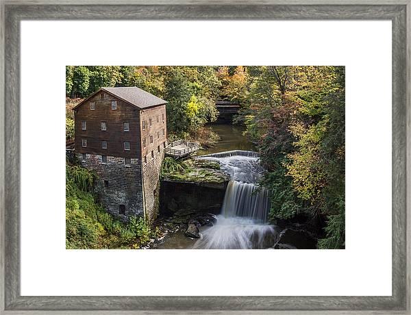 Lantermans Mill Framed Print