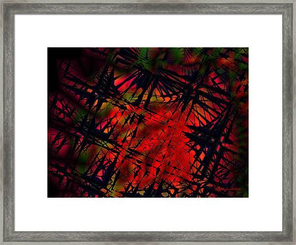 Laurion Heat 1 Framed Print