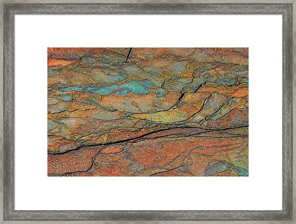 Framed Print featuring the photograph Layered by Britt Runyon