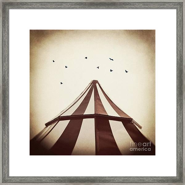 Le Carnivale Framed Print