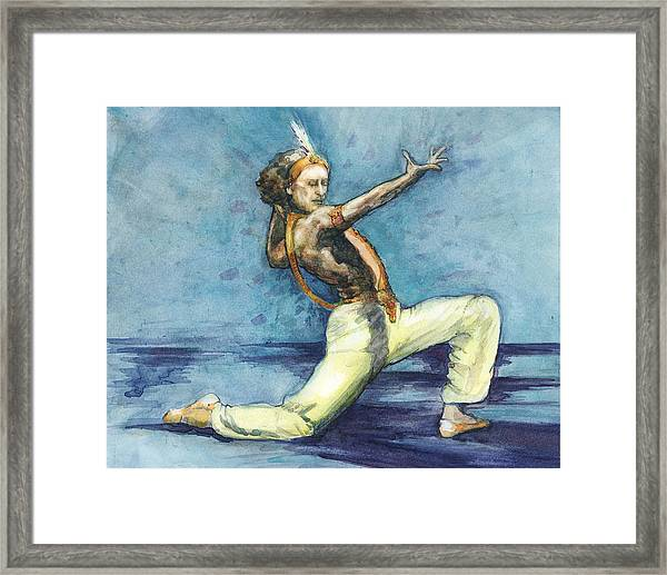 Le Corsaire Framed Print