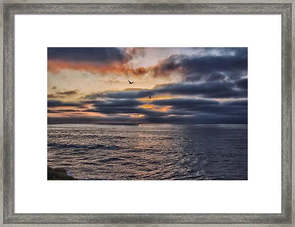 Le Dernier Jour Framed Print