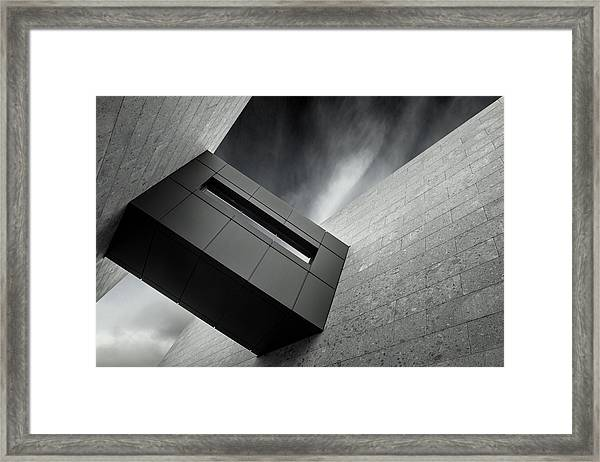 Le Passage Framed Print by Gilbert Claes