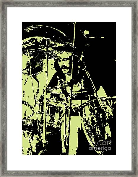 Led Zeppelin No.05 Framed Print