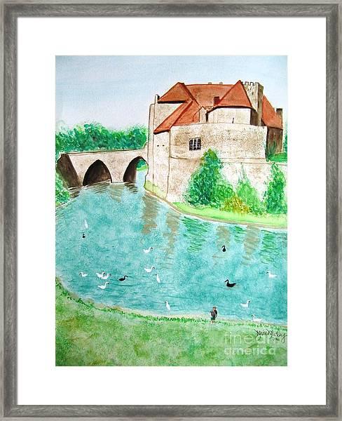 Leeds Castle  Framed Print