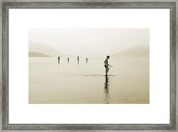 Life Is Beautiful Framed Print by Dragan M. Babovic