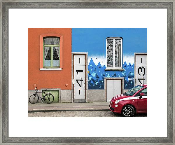 Life Styles Framed Print by Luc Vangindertael (lagrange)