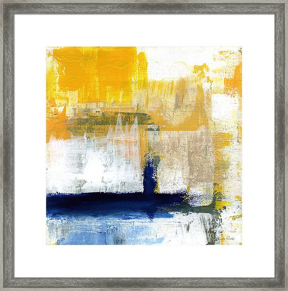 Light Of Day 4 Framed Print