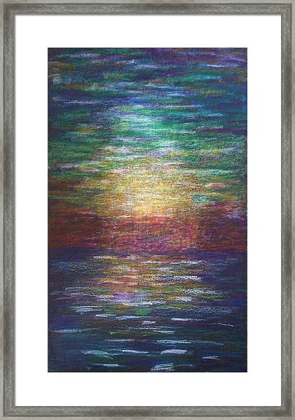 Lightpicture 357 Framed Print