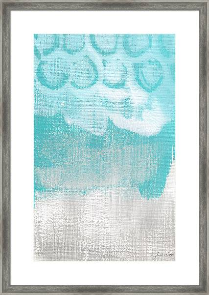 Like A Prayer- Abstract Painting Framed Print