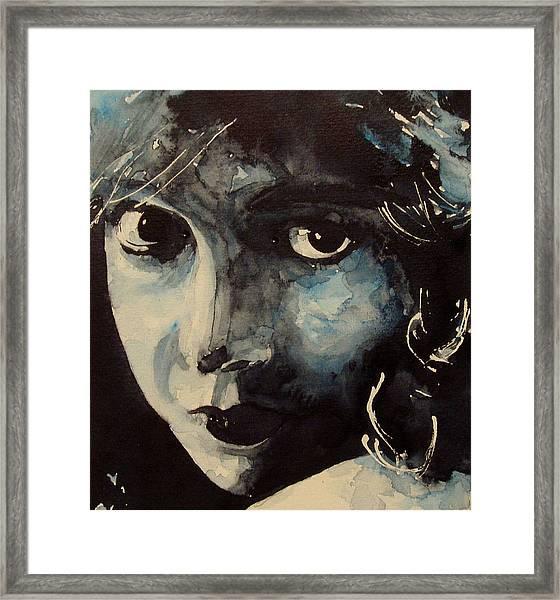 Lillian Gish  Framed Print