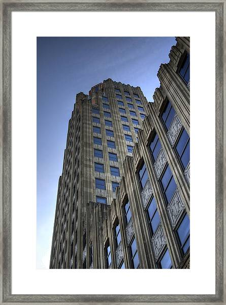 Lincoln Building Framed Print