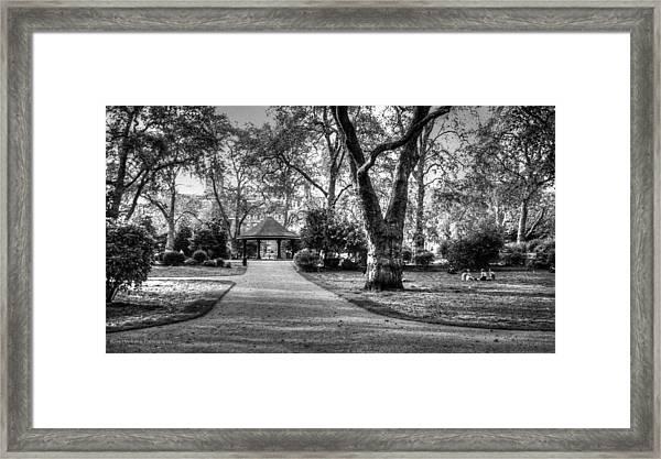 Lincoln's Inn Fields Framed Print